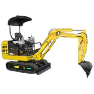 Mini Excavator for Sale Yanmar Engine CE Certificate Similar Kubota Excavator with 2 Year Warranty pictures & photos