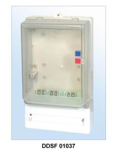 Single-Phase Multi-Function Meter Case, Plastic Meter Case (DDSF 01012) pictures & photos
