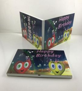 OEM /ODM Customized Video Greeting Card pictures & photos