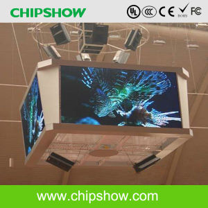 Chipshow P10 High Quality Full Color Indoor LED Display pictures & photos