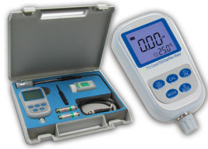 Digital Precision Conductivity Resistivity Meter pictures & photos