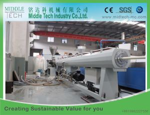Plastic PVC Electric/Electrical Conduit Pipe/Tube Extruder Machinery pictures & photos