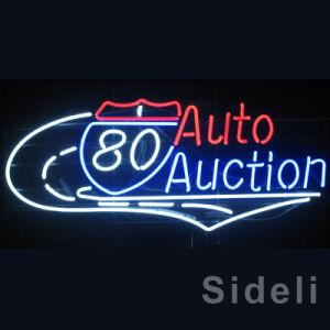Auto Auction Neon Sign (SDL-127)