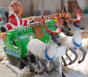 Christmas Kiddie Ride for One Kid pictures & photos