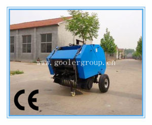 Round Straw Hay Baler, Alfalfa Hay Baler, CE Approval pictures & photos