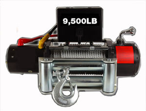 Truck DC 12V Electric Winch with 10000lb Pulling Capacity pictures & photos