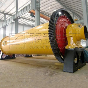 China Top10 High Efficiency Ball Mill for Grinding Ore pictures & photos