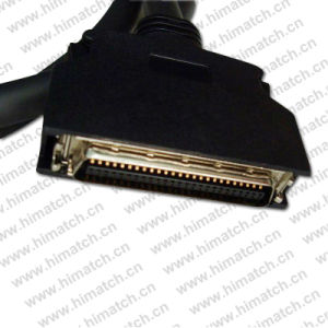 SCSI Mdr Hpcn 50pin Cable Connector