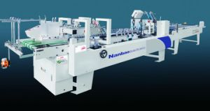 One-Side Sticker Type Automatic Folder Gluer (ZH-580)