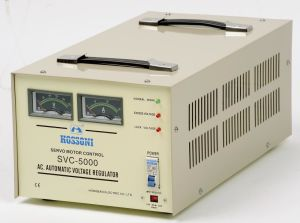 AC Automatic Voltage Stabilizer (AVR) , SVC-5K pictures & photos