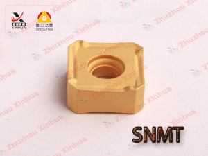 ISO CNC Carbide Turning Inserts Snmt pictures & photos