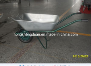 New Model Zinc Plated Wheel Barrow (WB5207) pictures & photos