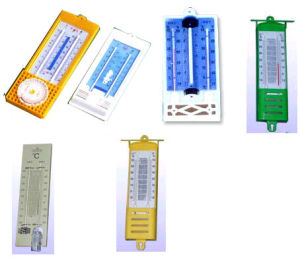 Dry Wet Thermometer / Hygrometer (DS-093) pictures & photos