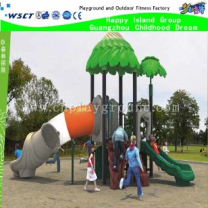 Small Outdoor Playground for Kids (MF15-0009) pictures & photos