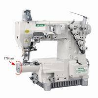 Small Cylinder Bed Interlock Sewing Machine pictures & photos
