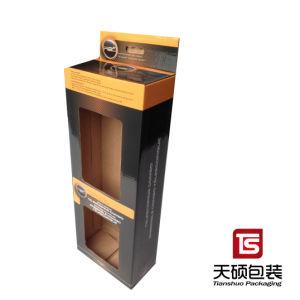 Cardboard Box with Plastic Window (TS 004)