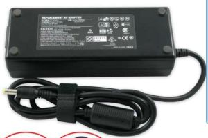 Laptop AC Adapter 18.5V 6.5A for HP