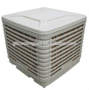Water Cooling Fan Evaporative Air Cooler in Industry pictures & photos