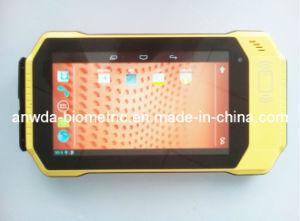 Fingerprint Tablet with Barcode Scanner, Fingerprint Reader, Nfc