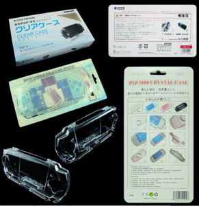 UMD Crystal Case for PSP3000 (New Style)