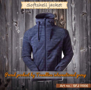 Fashion Waterproof Breathable Outdoor Softshell Jacket (SFJ 0006)