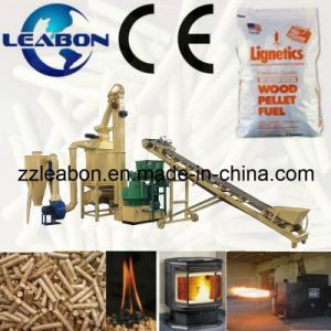 CE Biomass Wood Pellet Fuel Wood Machine for Pellet Stove pictures & photos