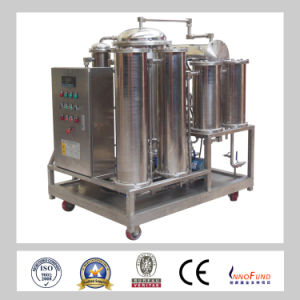 Centrifugal Oil Purifier Eh Oil Filtering Plant pictures & photos