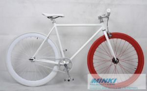 Purefix Fixie Bike Fixed Gear Bicycle Bicicleta with Steel Frame Flip Flop (27015) pictures & photos