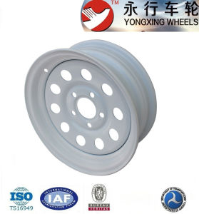 14 Inch Trailer Steel Wheel for North America Market