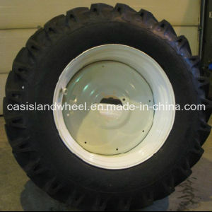 Agricultural Tractor Tyres 20.8-38 with Rim W18X38 pictures & photos