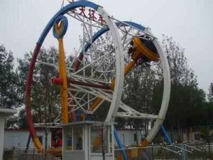 Super Attraction! ! Kids Adults Available Rides Carnival Games Ferris Ring Car for Sale pictures & photos