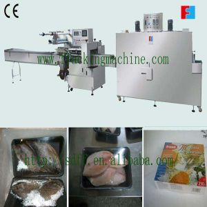 Ffb Series Heat Shrink Flow Wrapping Machine pictures & photos