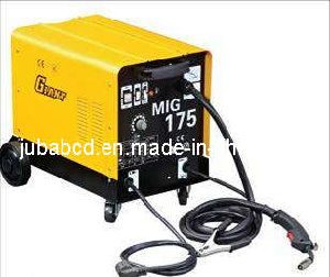 Fan-Cooled Wire Welding Machine for Flux (MIG-195)