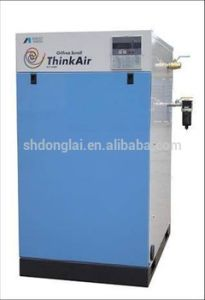 Oil Free Vortex Air Compressor pictures & photos