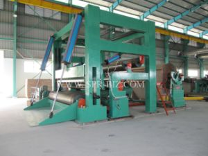 Underfeed Rewinder for Paper Machine (SPR-1500)