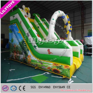 Lilytoys Cheap Inflatable Boucing Slides Big Inflatable Jumper Slide for Sale pictures & photos