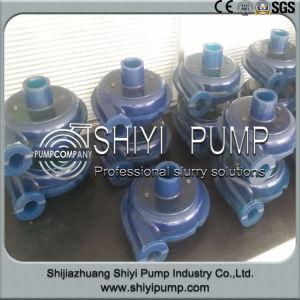 Corrosion Resistant Rubber Lined Pump Parts Slurry Pump pictures & photos