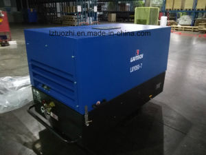 Atlas Copco Liutech Skids Mounted 178cfm Diesel Air Compressor pictures & photos