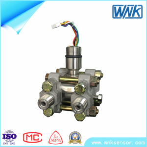 Spi Metal Capacitive Differential Pressure Sensor with 316 Flange pictures & photos