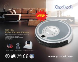 Innovative New Robot Vacuum Cleaner