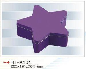 Pentacle Tin Box
