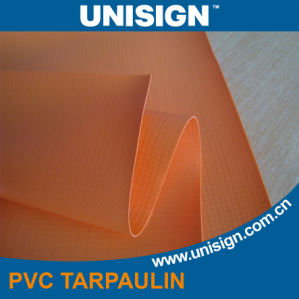 High Quality 610GSM PVC Tarpaulin pictures & photos