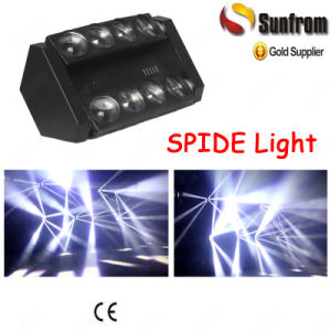 8*10W Spide Beam LED Moving Head Disco Light pictures & photos