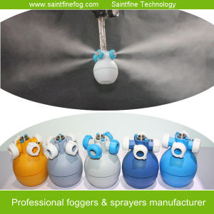 2014 Low Pressure Four Way Dry Fog Textile Humidifier