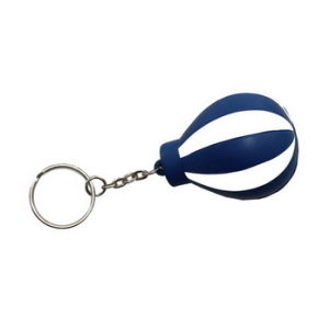 PU Antistress Balloon Keychain with Client Design pictures & photos