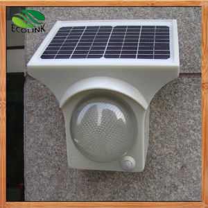 60LED Solar Motion Sensor Lamps, Solar Wall Light (EB-B4317) pictures & photos