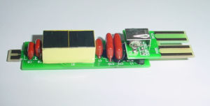VDSL2 MDF Splitter for Adc/Krone MDF Block With 600 Ohm Impedance (CLSP-109J38) pictures & photos