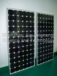 180W Solar Panel for Solar Pump (JGN-180M-72) pictures & photos