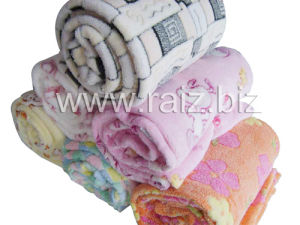 China Wholesale Coral Fleece Blanket with Printed New Design pictures & photos