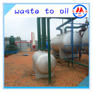 2013 New Design Waste Oil to Diesel Plant with CE